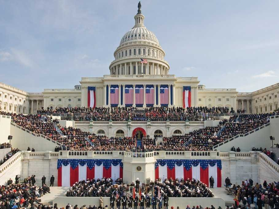 did you know: the presidential inauguration